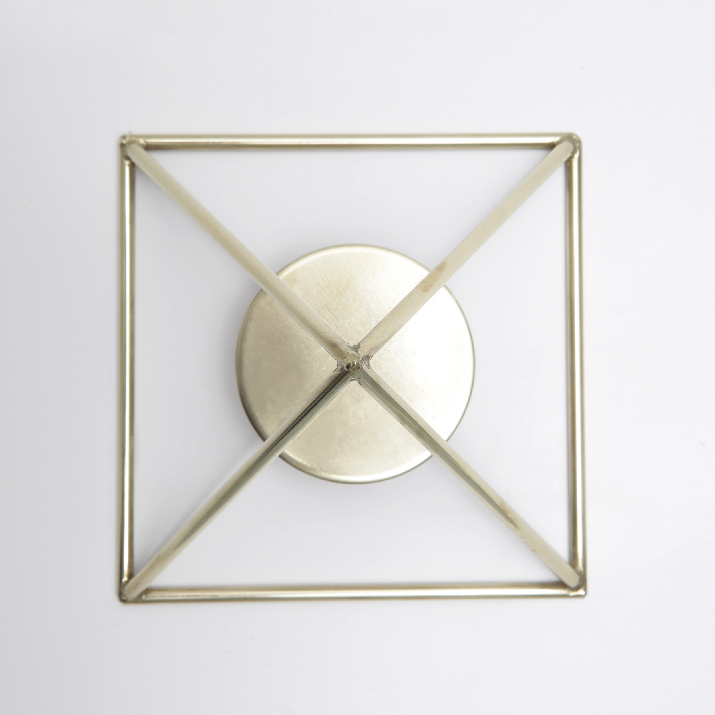 Sage Pyramid / Brass