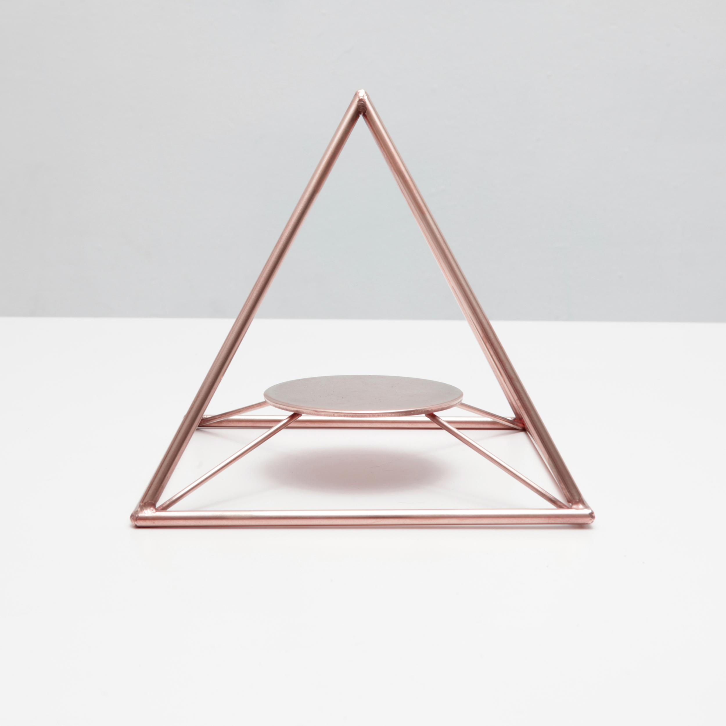 Sage Pyramid / Copper