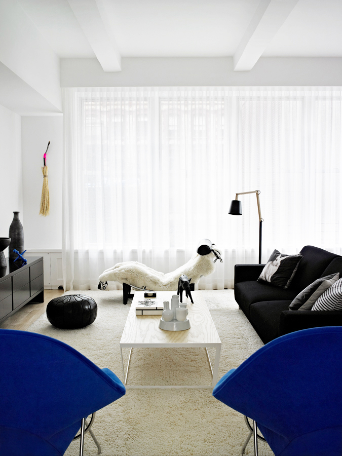 Interior Design by Ghislaine Viñas Studio