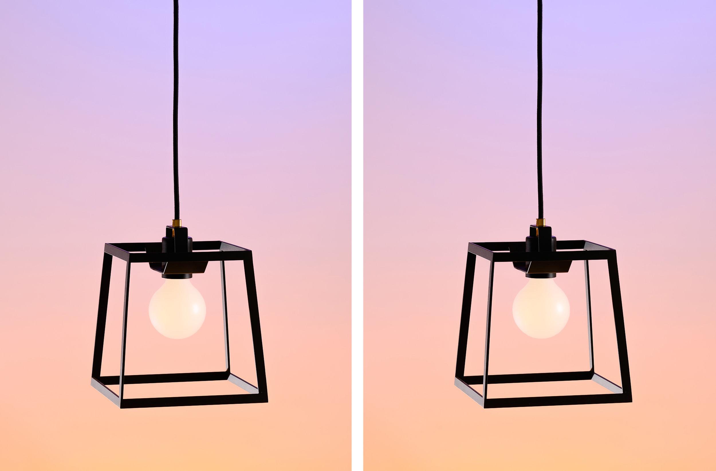 Small Frame Light / Photo by Amanda Ringstad