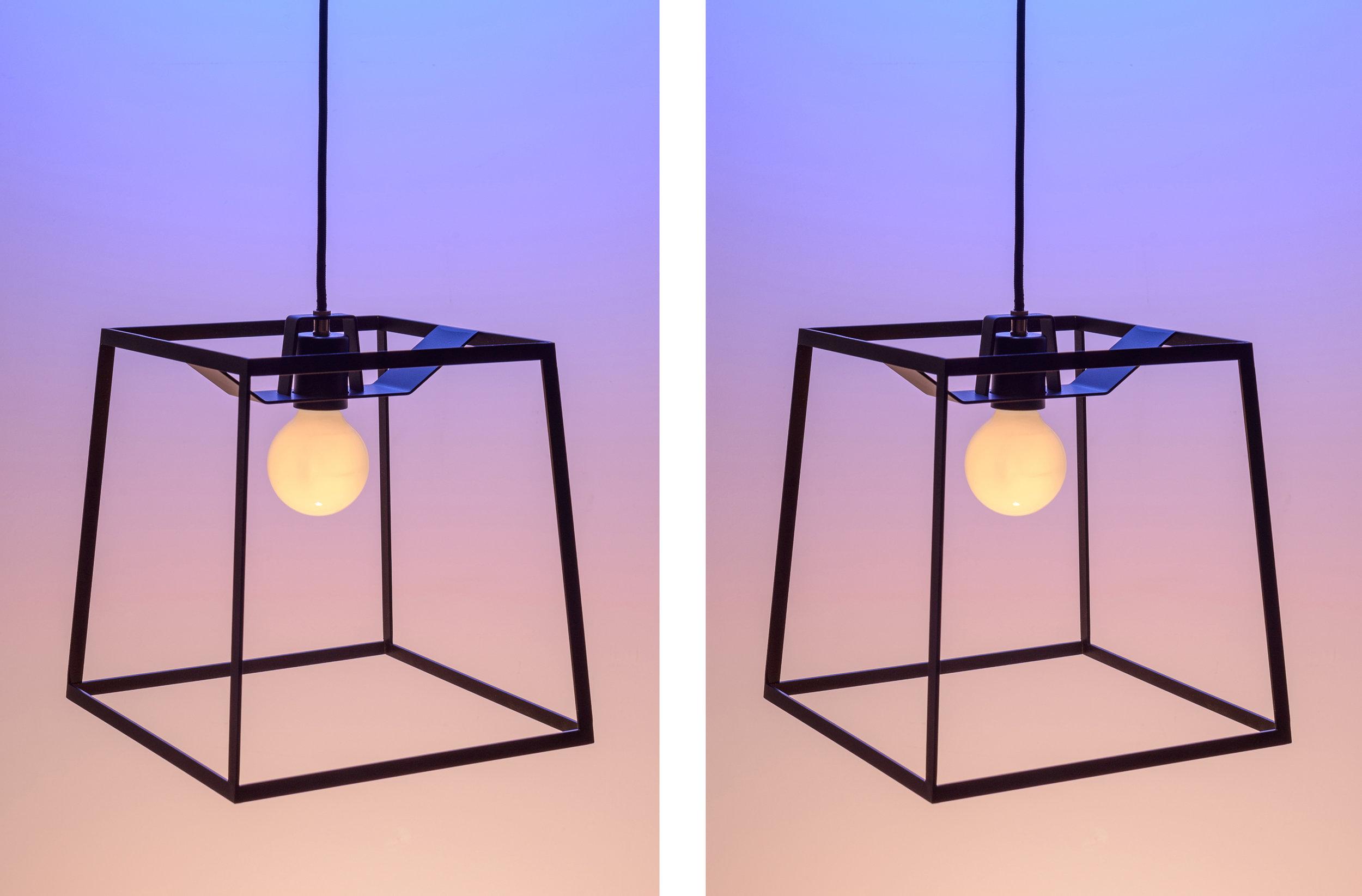 Medium Frame Light / Photo by Amanda Ringstad