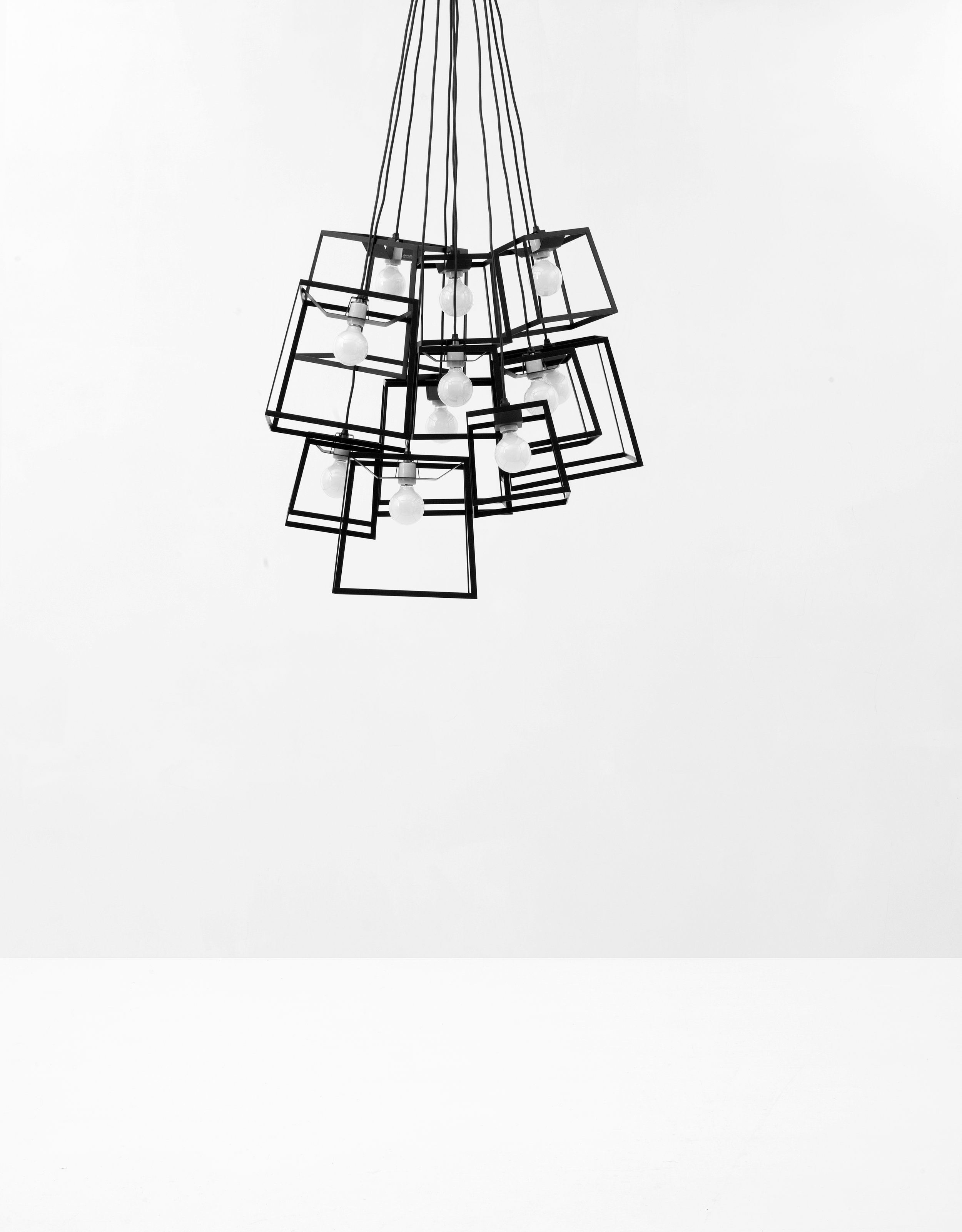 11 Piece Frame   Cluster Iacoli & McAllister