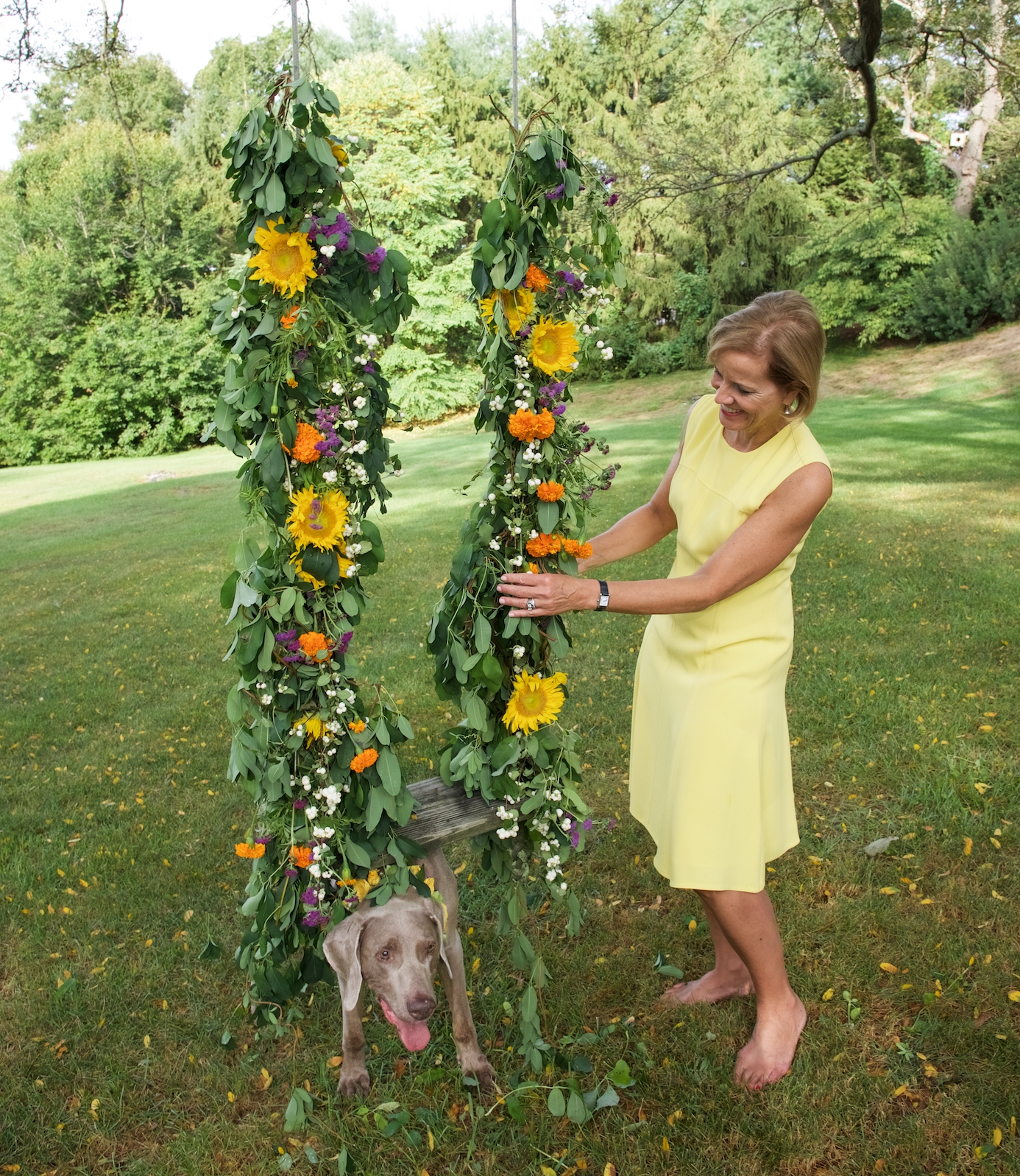 floral swing for garden wedding.jpg