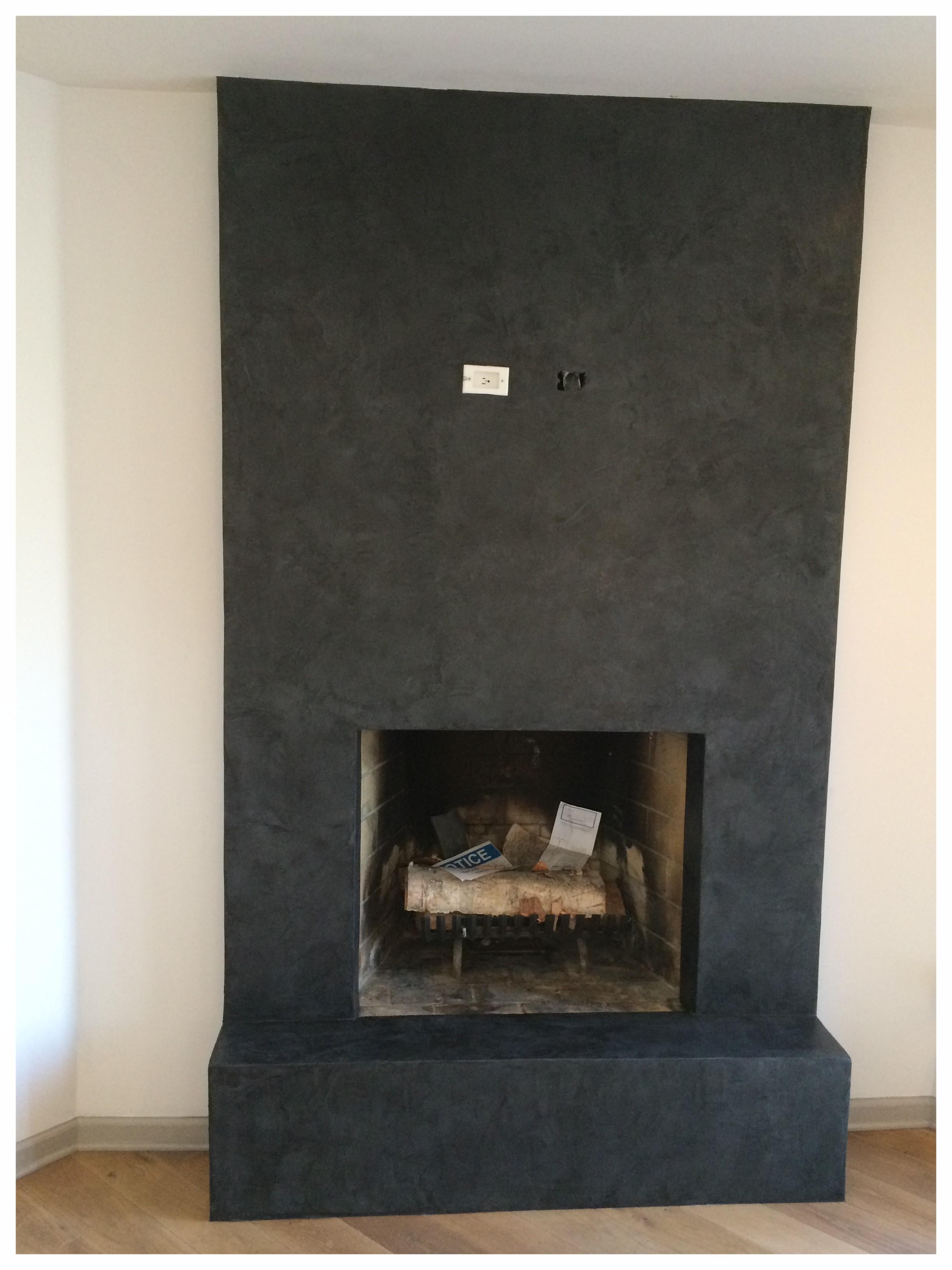 Fireplace-Black Venetian Plaster.jpg