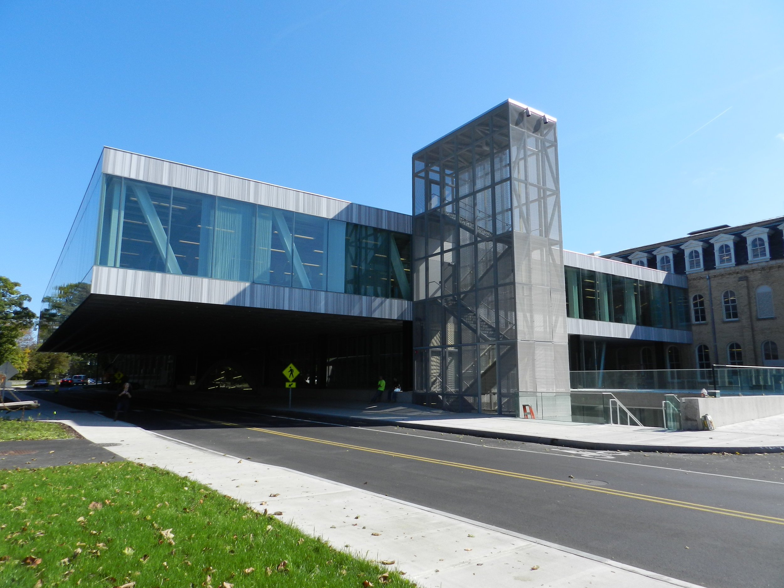 Milstein Hall, Cornell University