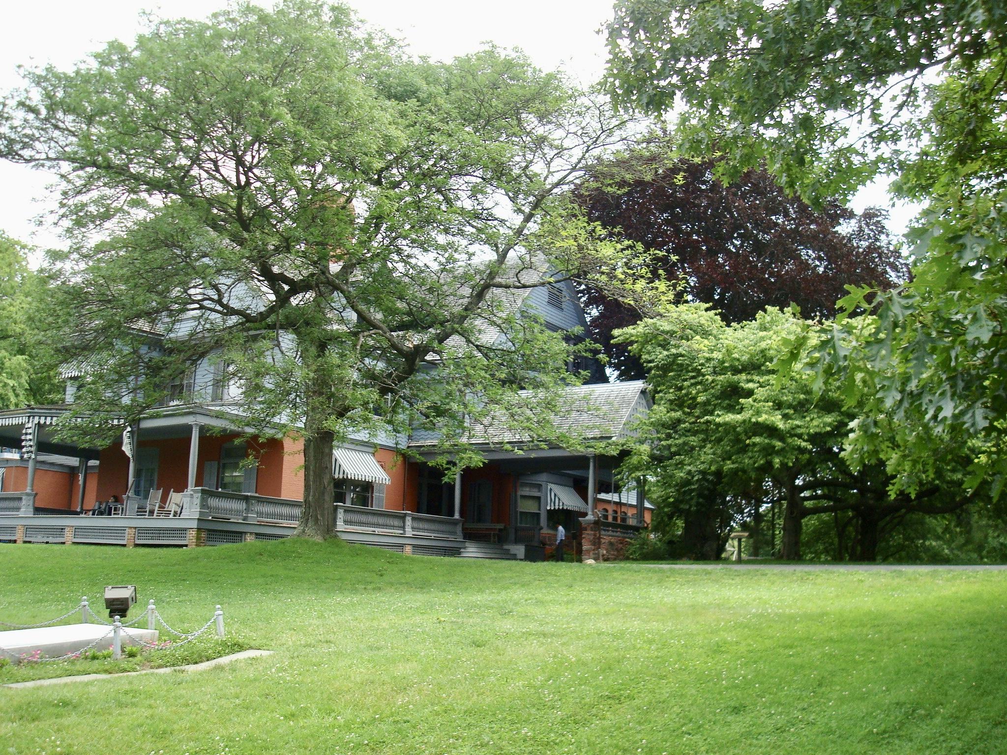 Theodore Roosevelt Home