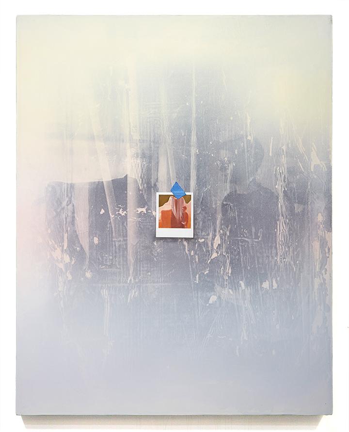 Rachel . 2014 acrylic, oil, and photo-transfer on canvas
