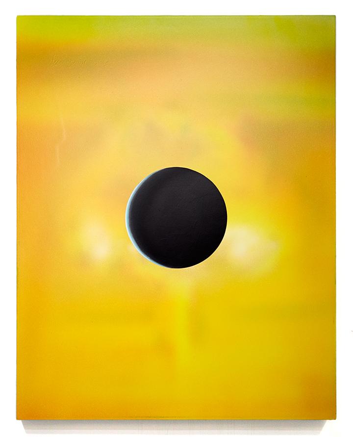 Romeo Uranus . 2014 acrylic on canvas
