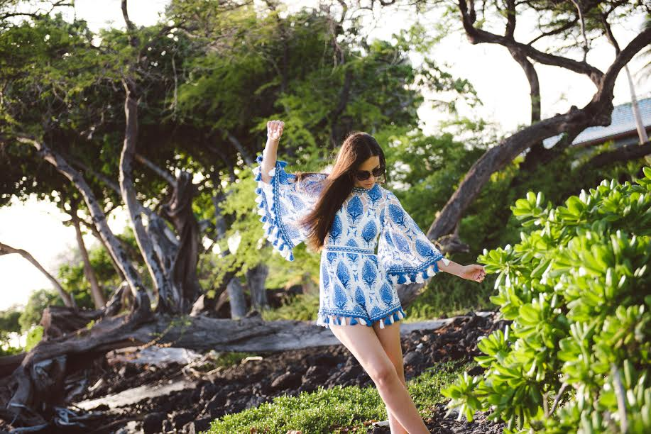 Young hearts run free playsuit