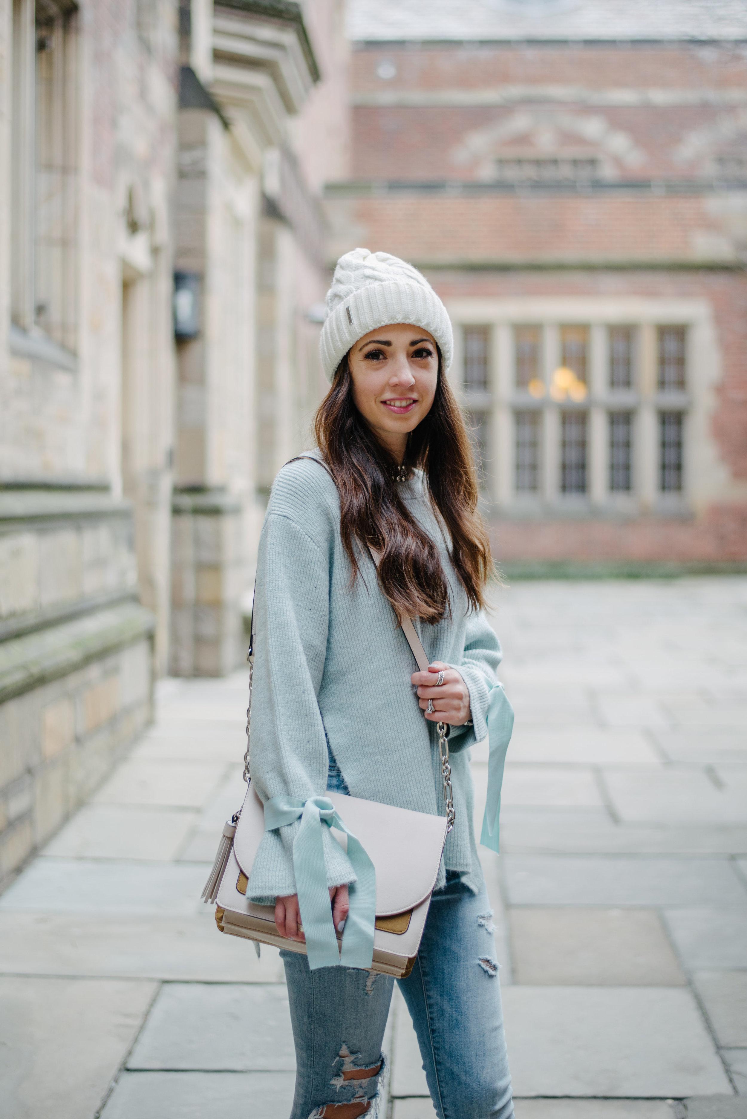 box of style winter hat