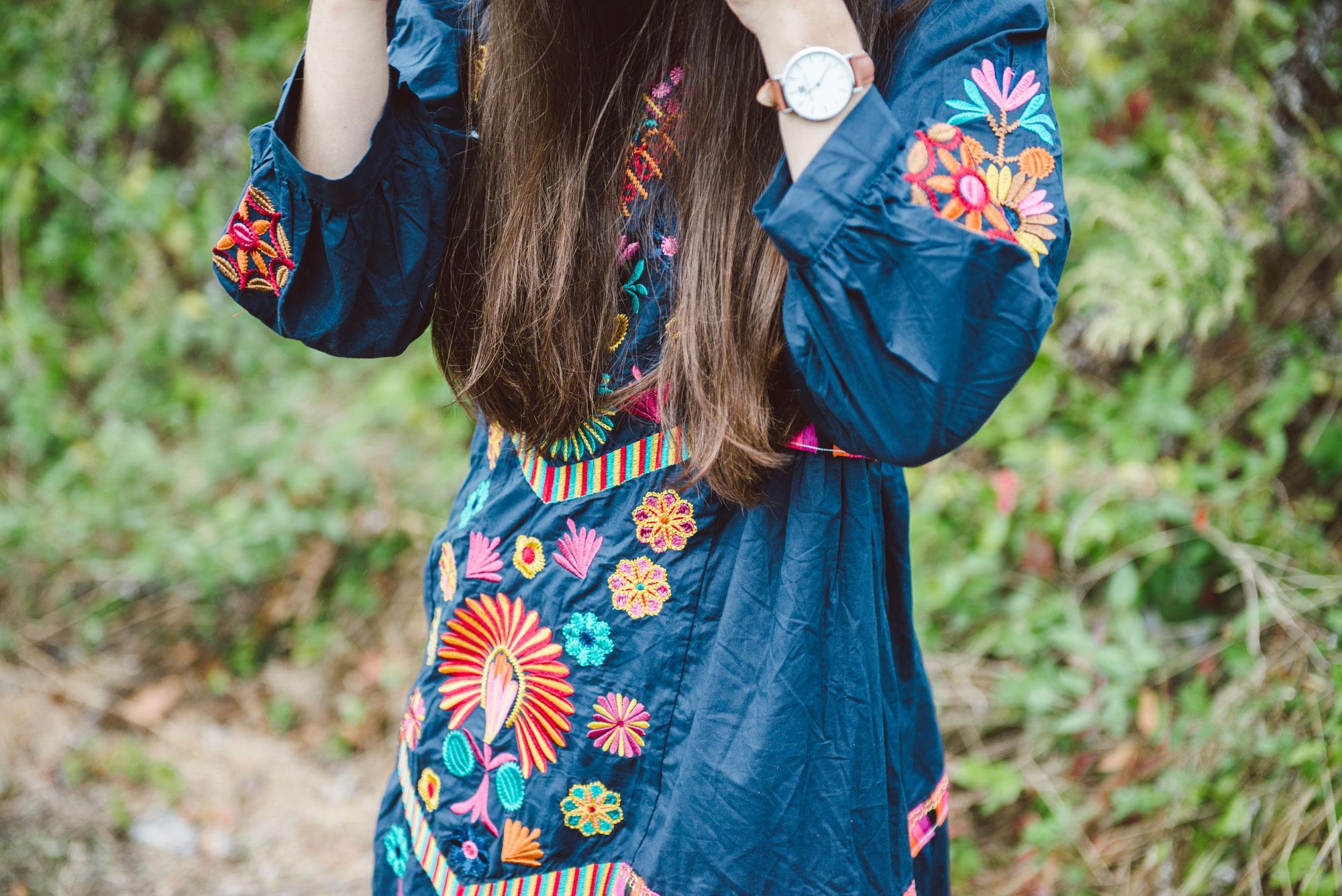 StyleWe Paisley Dress