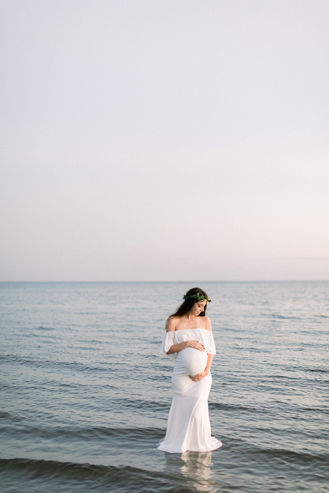 Shop Pink Blush Maternity Gown