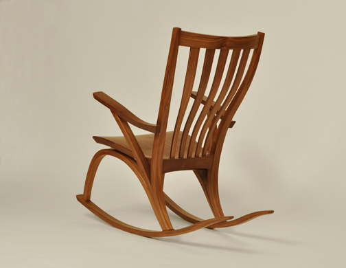 The previous version of the rocker