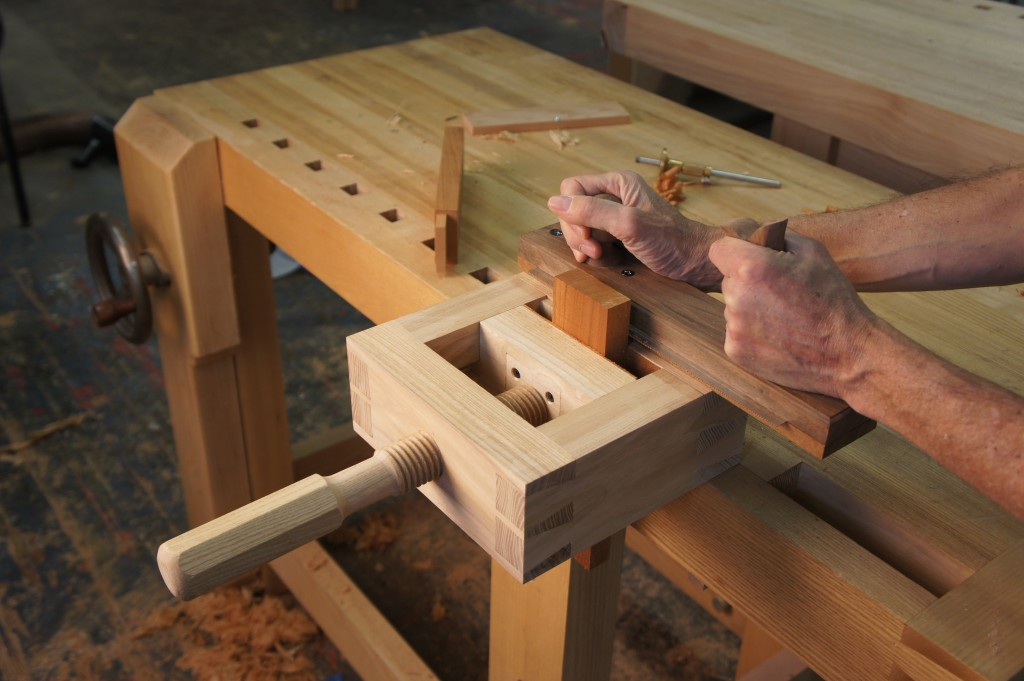 The Tenoning Frame and Armchairmaker's Saw