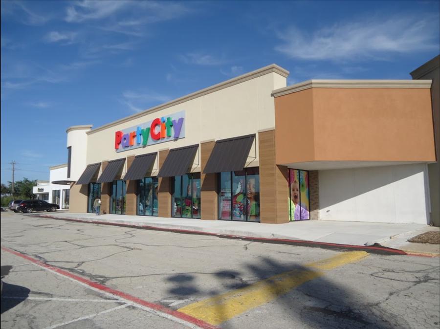Party City – Carrollton, TX – 10,700 sq. ft.