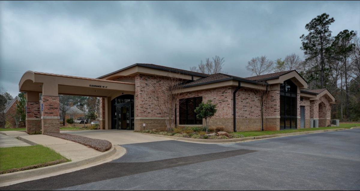 Heaton Eye Clinic - Athens, TX - 12,000 sq. ft.