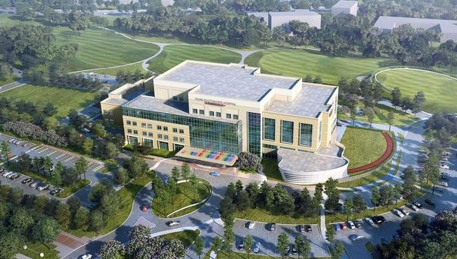Scottish Rite Hospital - Frisco, TX - 200,000 sq. ft.