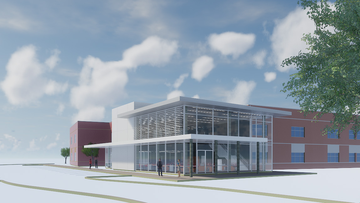 McLaughlin/Strickland Elementary School - Farmers Branch, TX – 22,000 sq. ft.