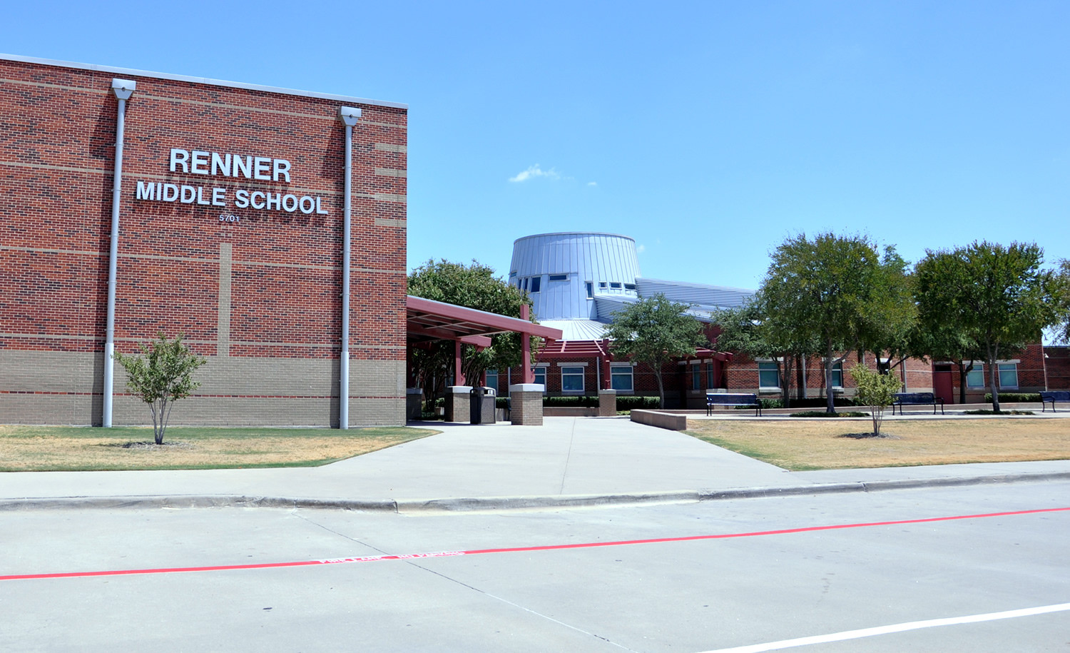 Renner Middle School – Plano, TX – 9,286 sq. ft.