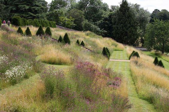 Wildflower Terrace at Easton Walled Gardens