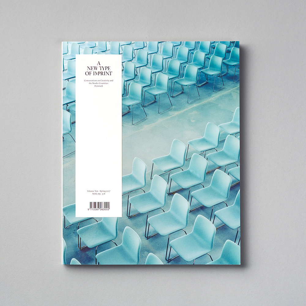 Image featured on the cover of  A New Type of Imprint - Volume 10
