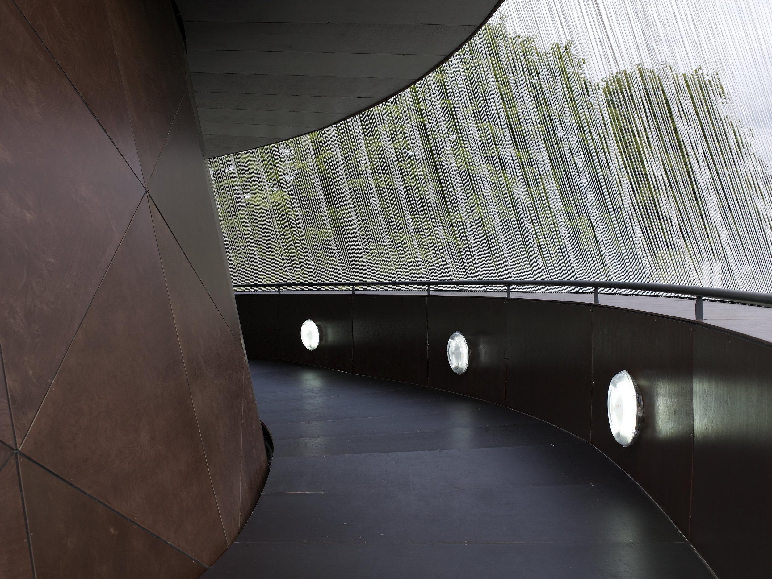 Image 12 of 34 | Serpentine Gallery Pavilion 2007 by Olafur Eliasson and Kjetil Thorsen