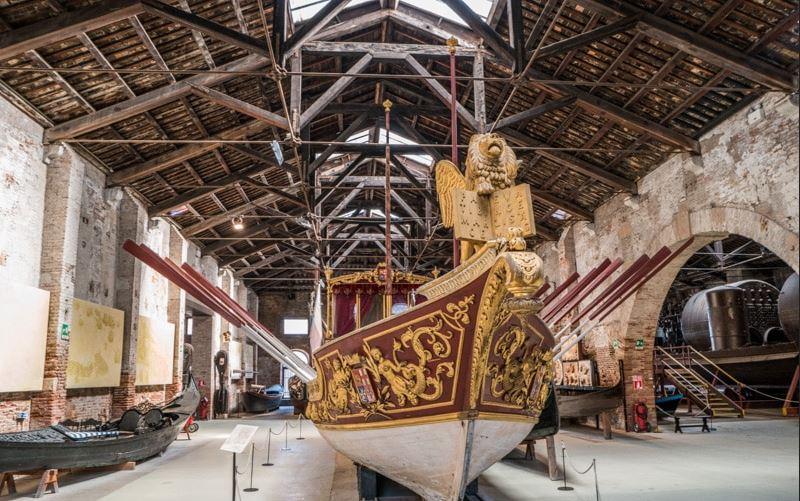 Arsenal Venice shipbuilding.JPG