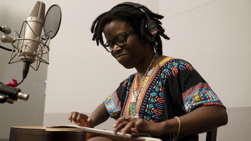 Yasmin Williams NPR