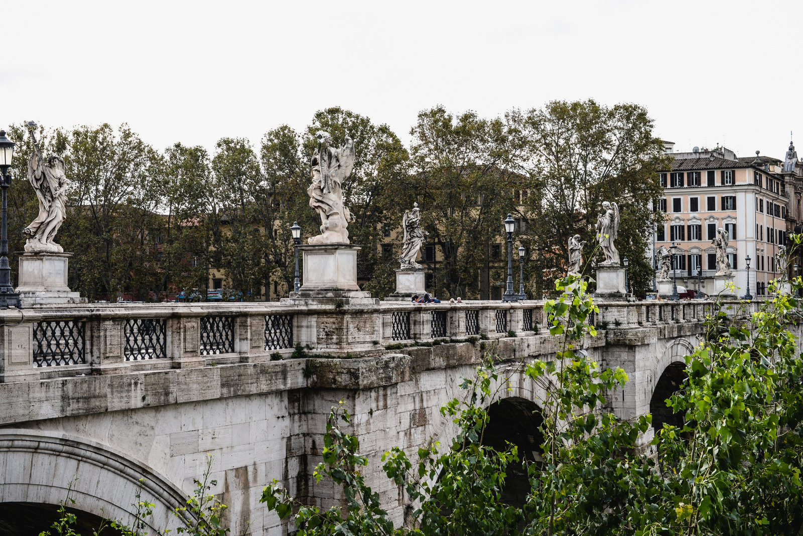 Angels Ponte Sant'Angelo