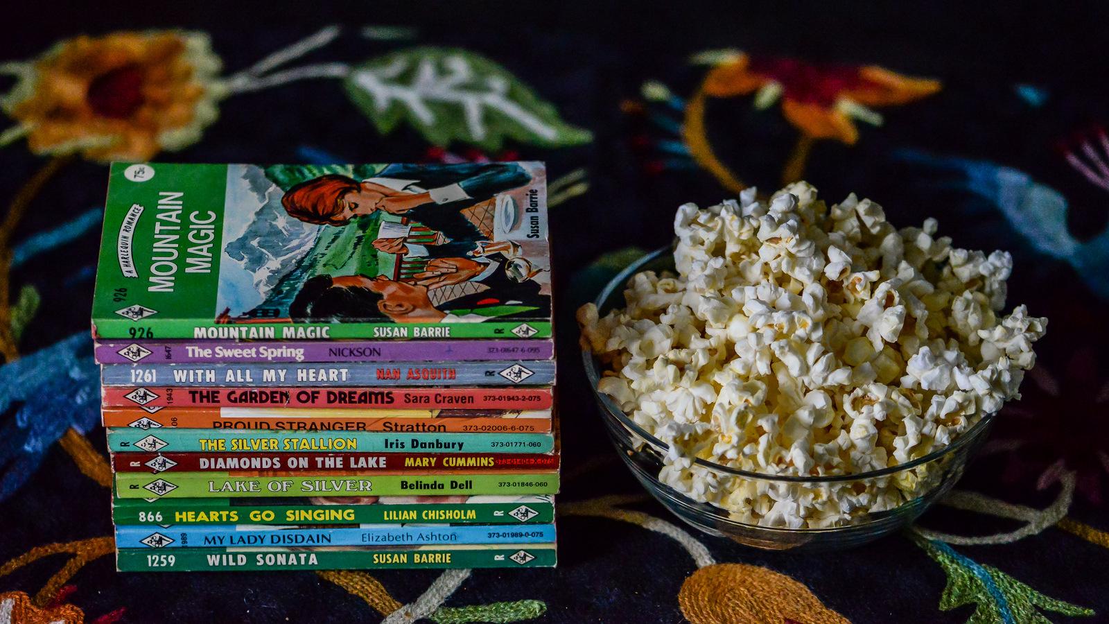 romance and popcorn