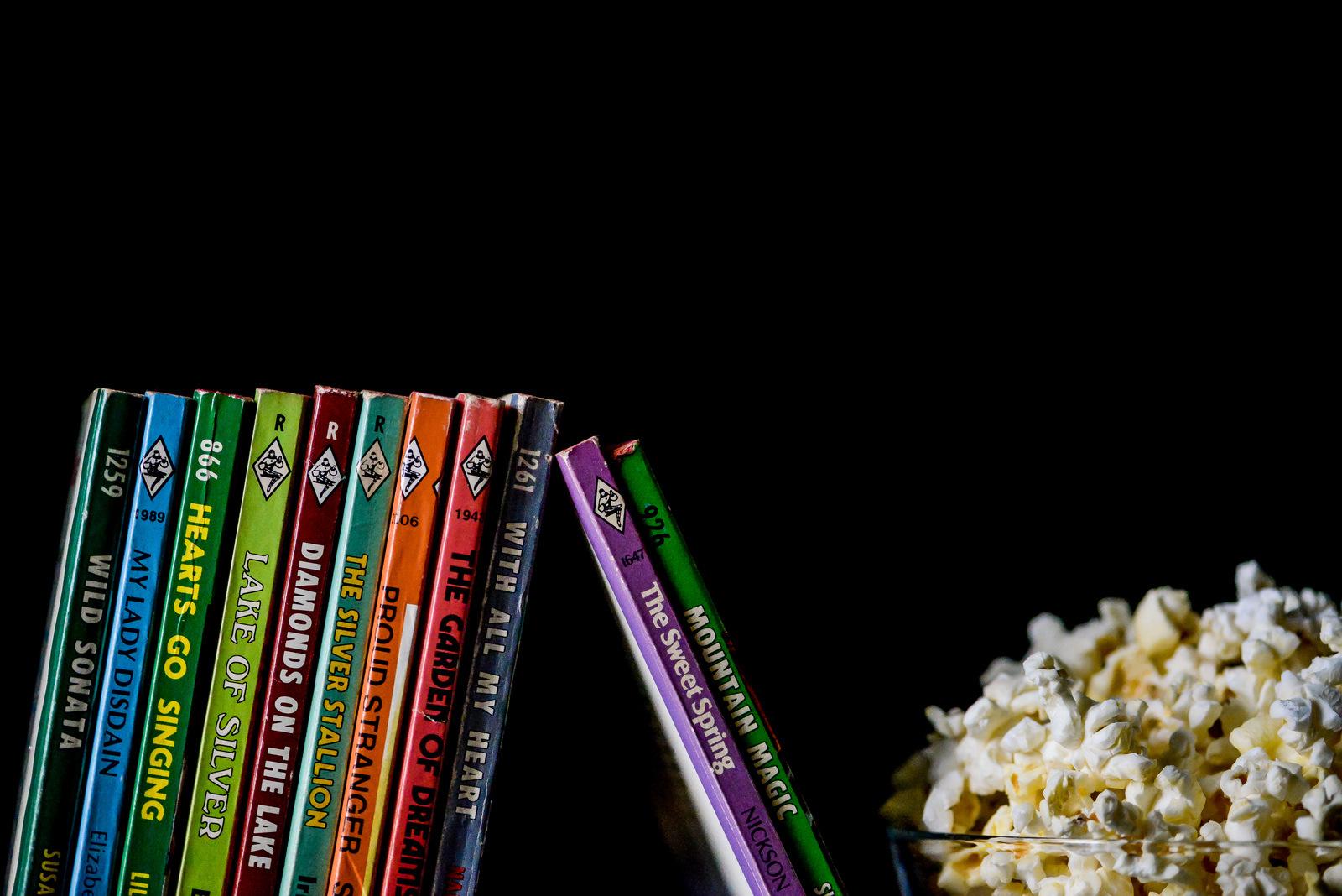 romance and popcorn shawna lemay