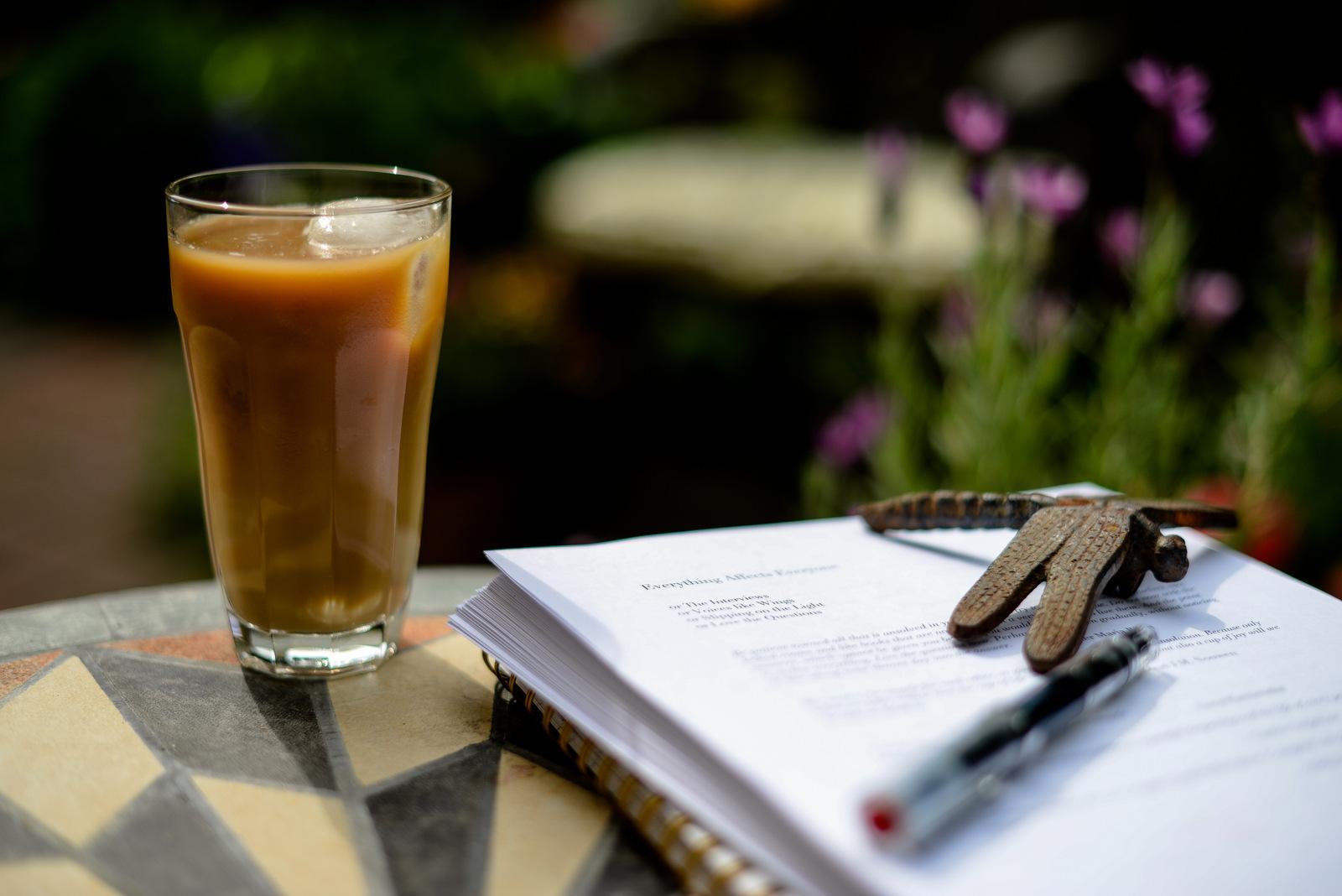 writing table shawna lemay