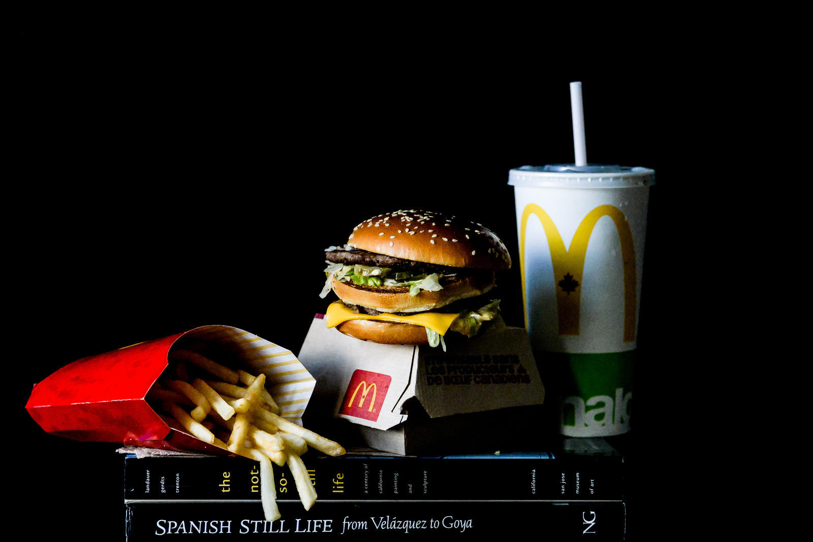 fast food still life shawna lemay