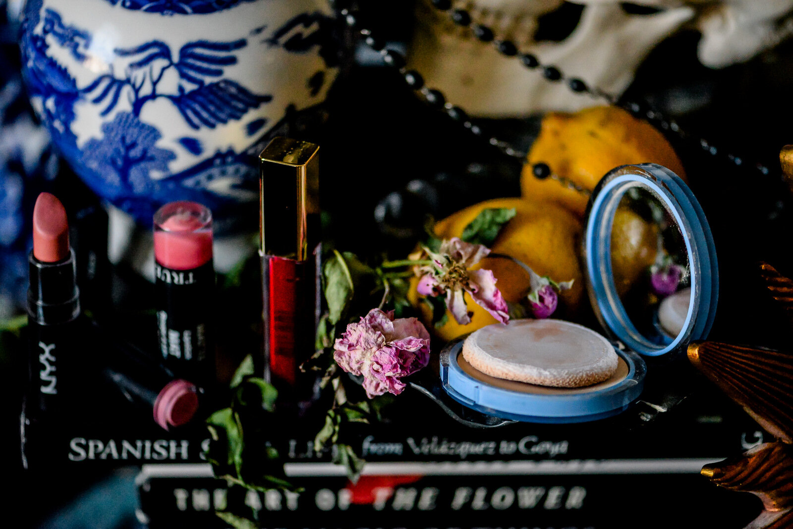 make-up still life shawna lemay