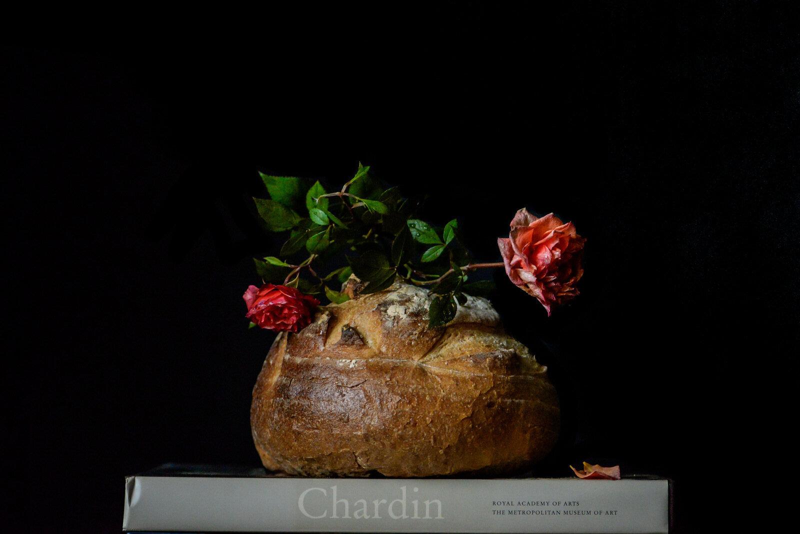 chardin still life by shawna lemay