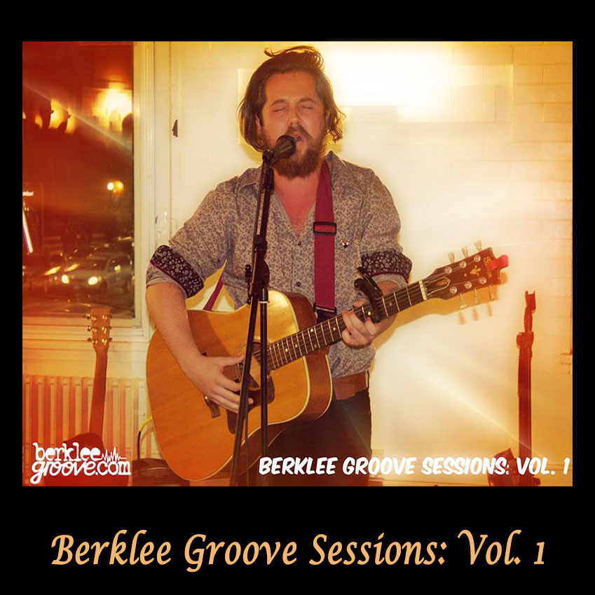 Berklee Groove Sessions     Vol. 1   Thanks y'all for coming along and supporting me at The Berklee Groove
