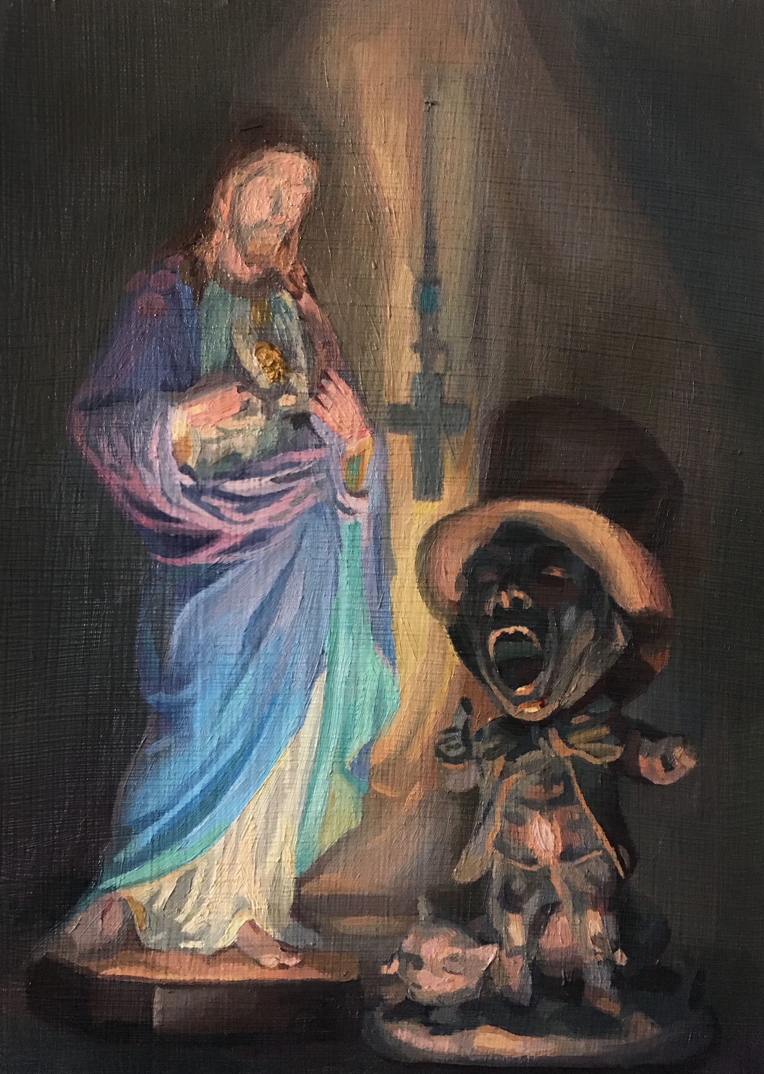Jesus and The Hatter