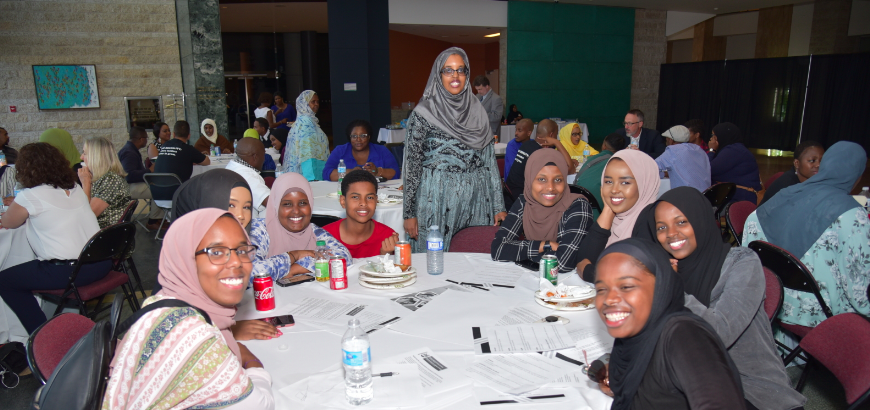 Youth from across Ottawa engaged in round table discussions with police, politicians and community leaders.  https://tinyurl.com/yah8qnb2
