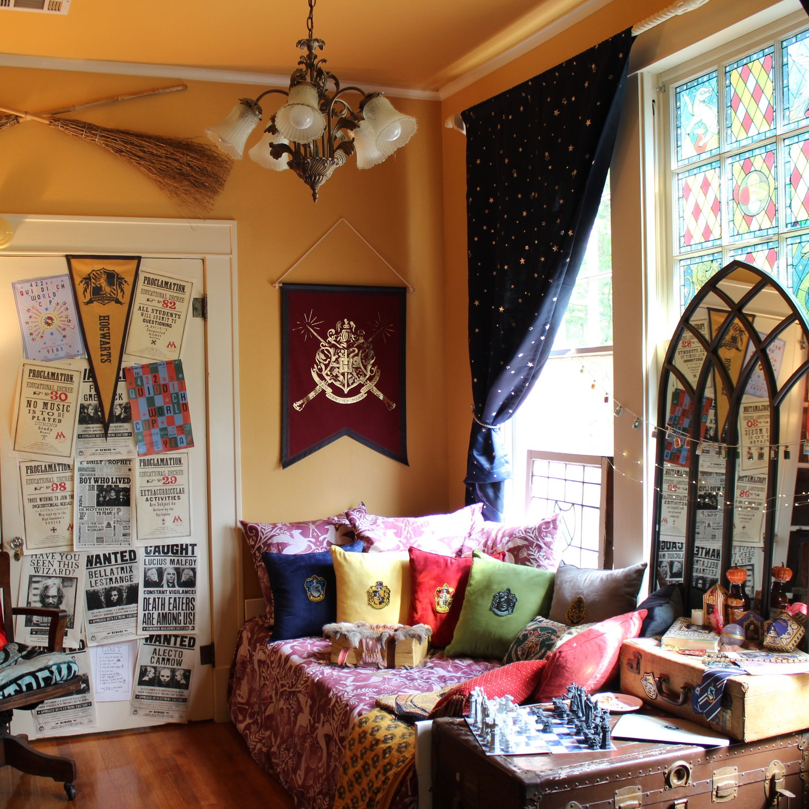 Huffleclaw Common Room -