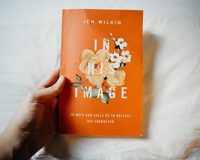 @jenwilkin has quickly become one of my favorite authors. Throughout her books she speaks about God with clarity and truth, without the fluff. If you haven't picked up a book by her, do it. Whether you're a girl or a guy, these books are worth your time.
