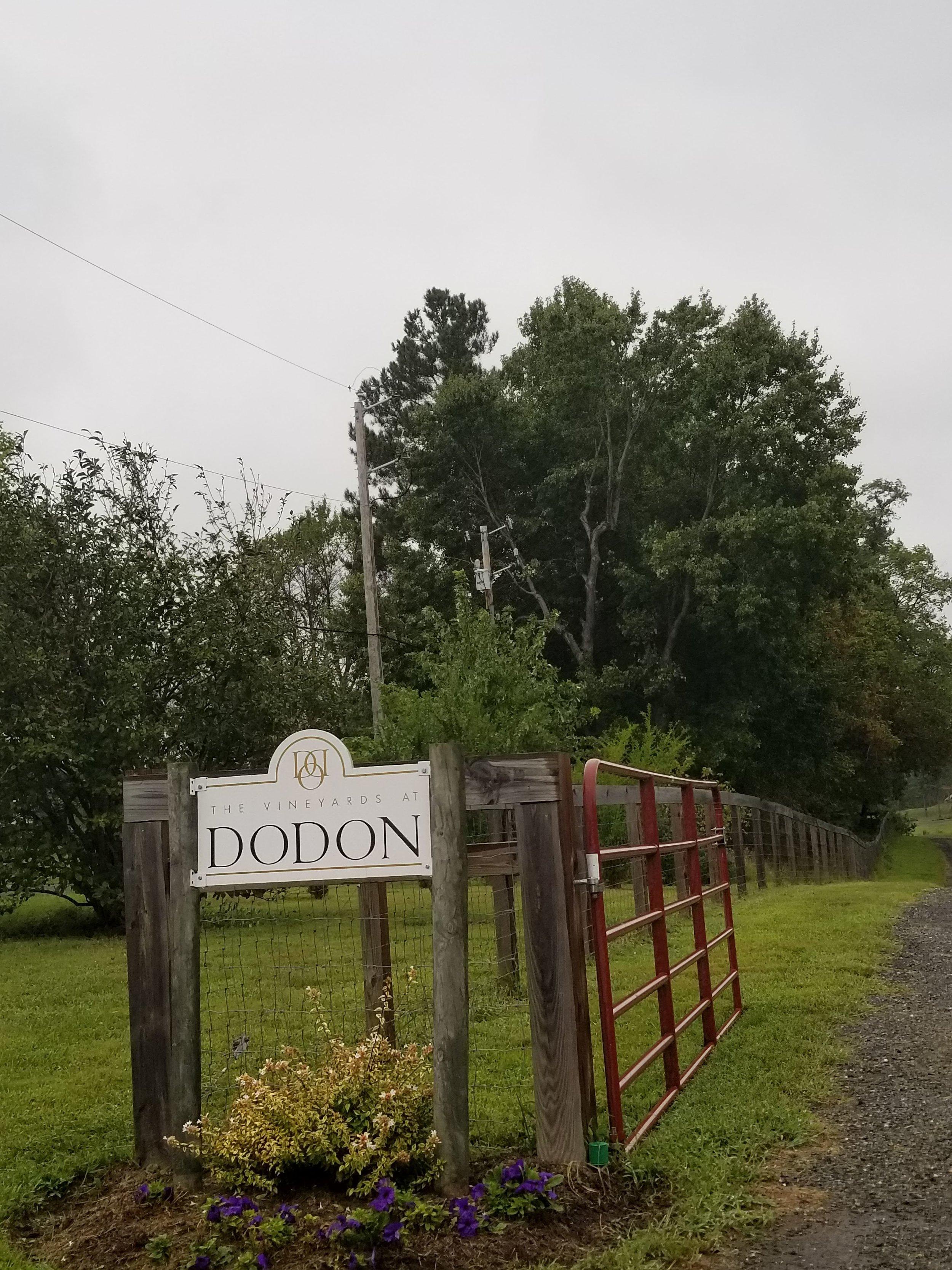Dodon Entrance