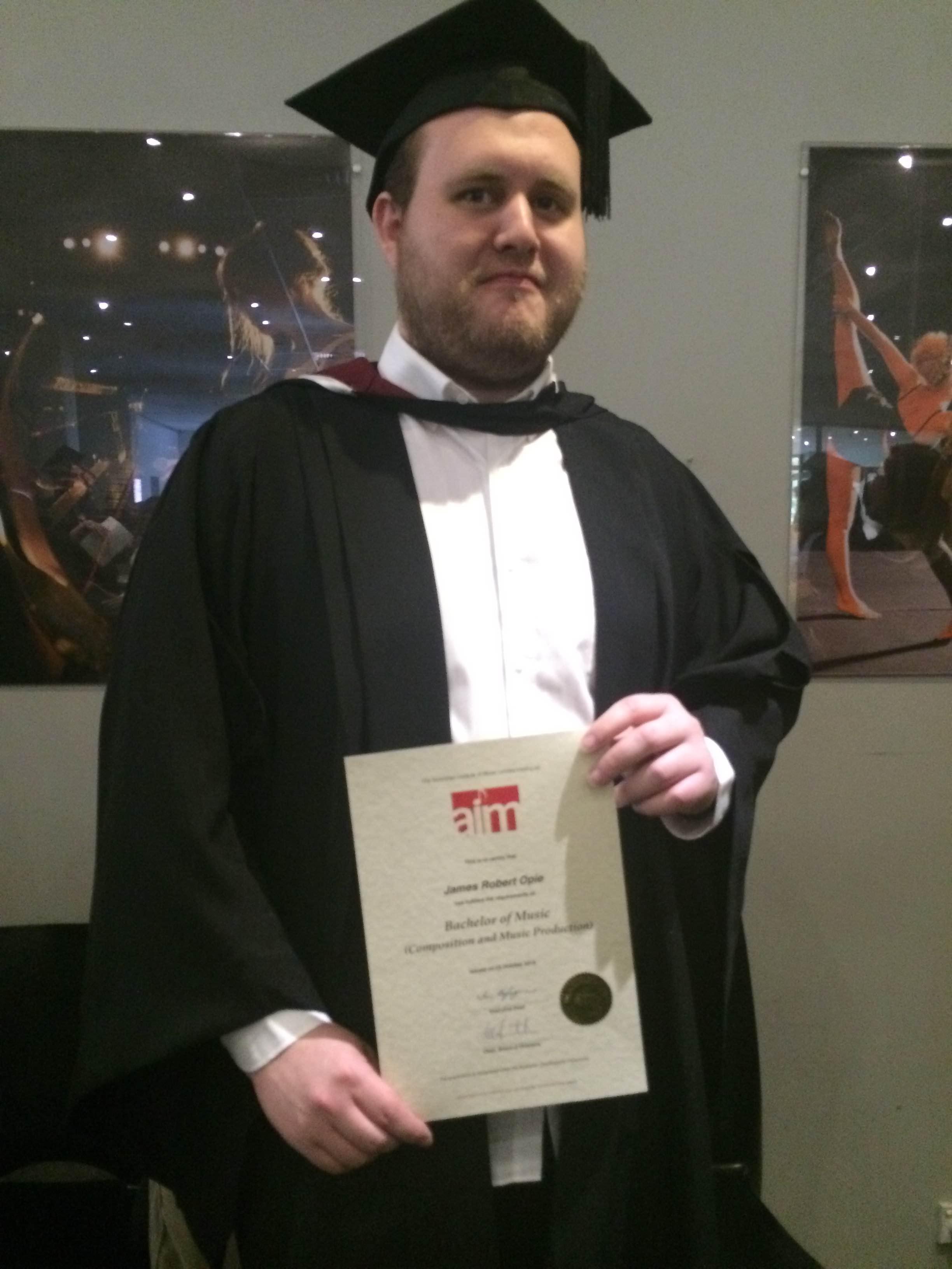 My Bachelor Degree