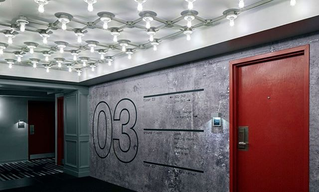 Bloom Lighting for the Pier 2620 Hotel in San Francisco 👏