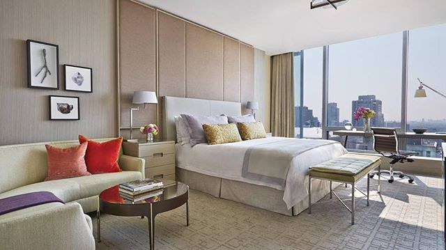 CM Hospitality for the Four Seasons, Toronto #interiorarchitect #interiorinspiration