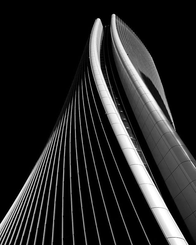 Project: Generali Tower, Milan Architect: Zaha Hadid #zahahadid #architecture #design