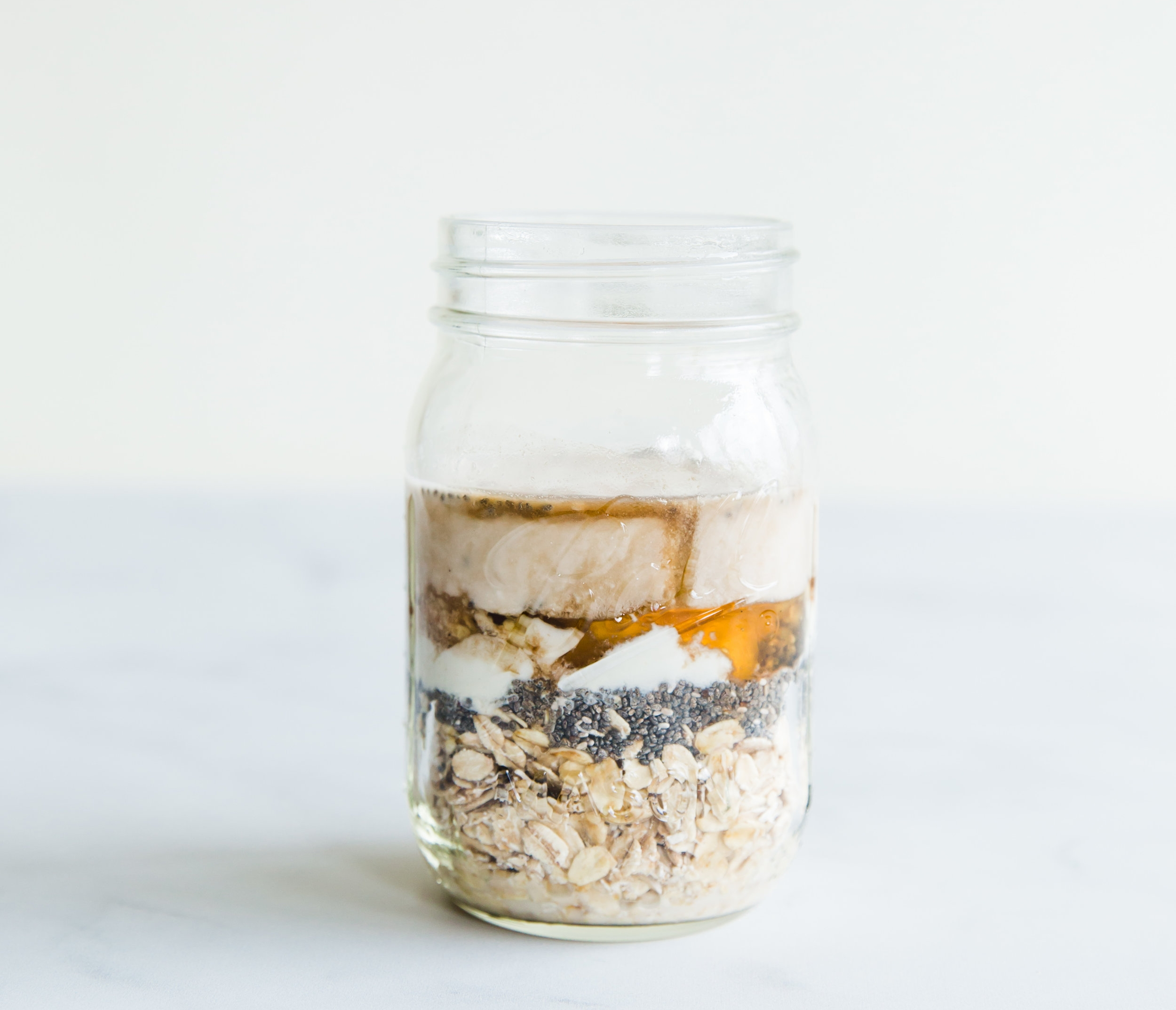 Over Night Oats Base - Layers