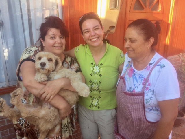 Bony, Catalina, & Maria