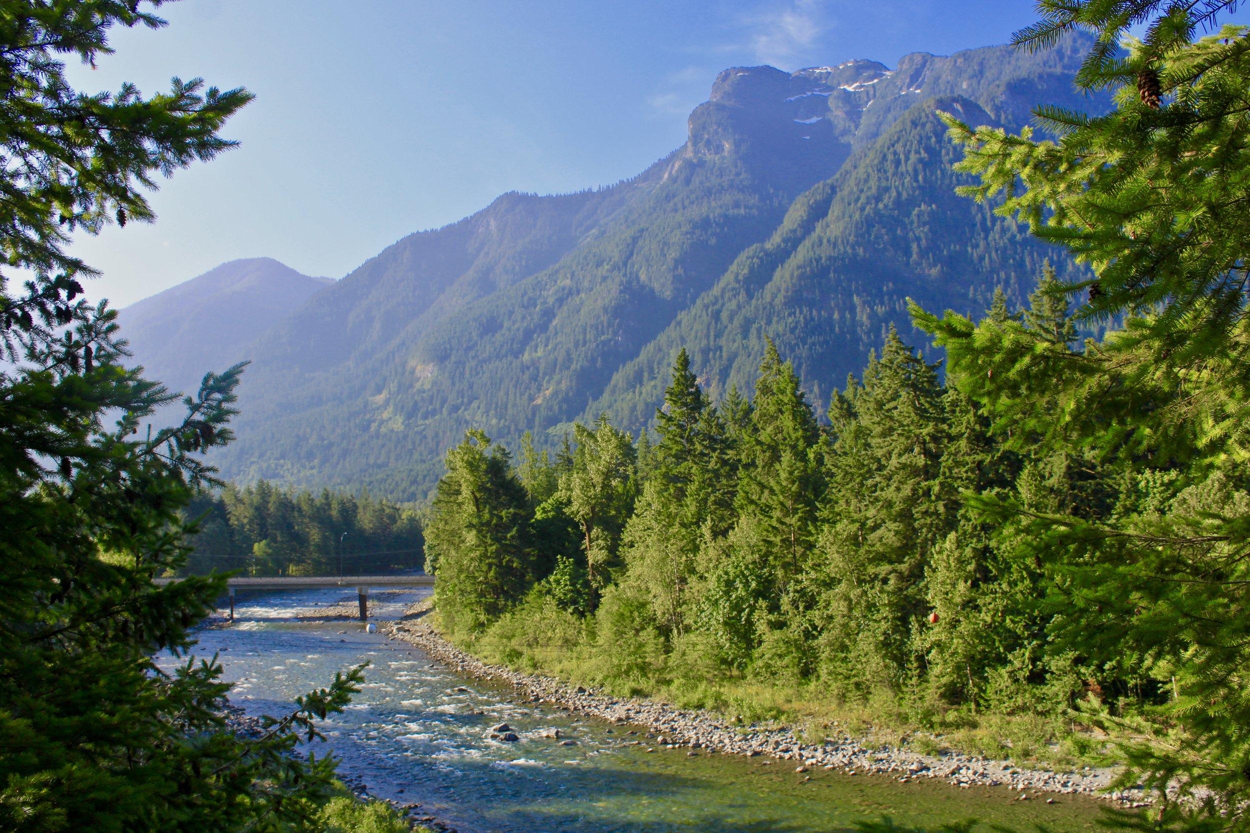 Frasier River - Hope, BC
