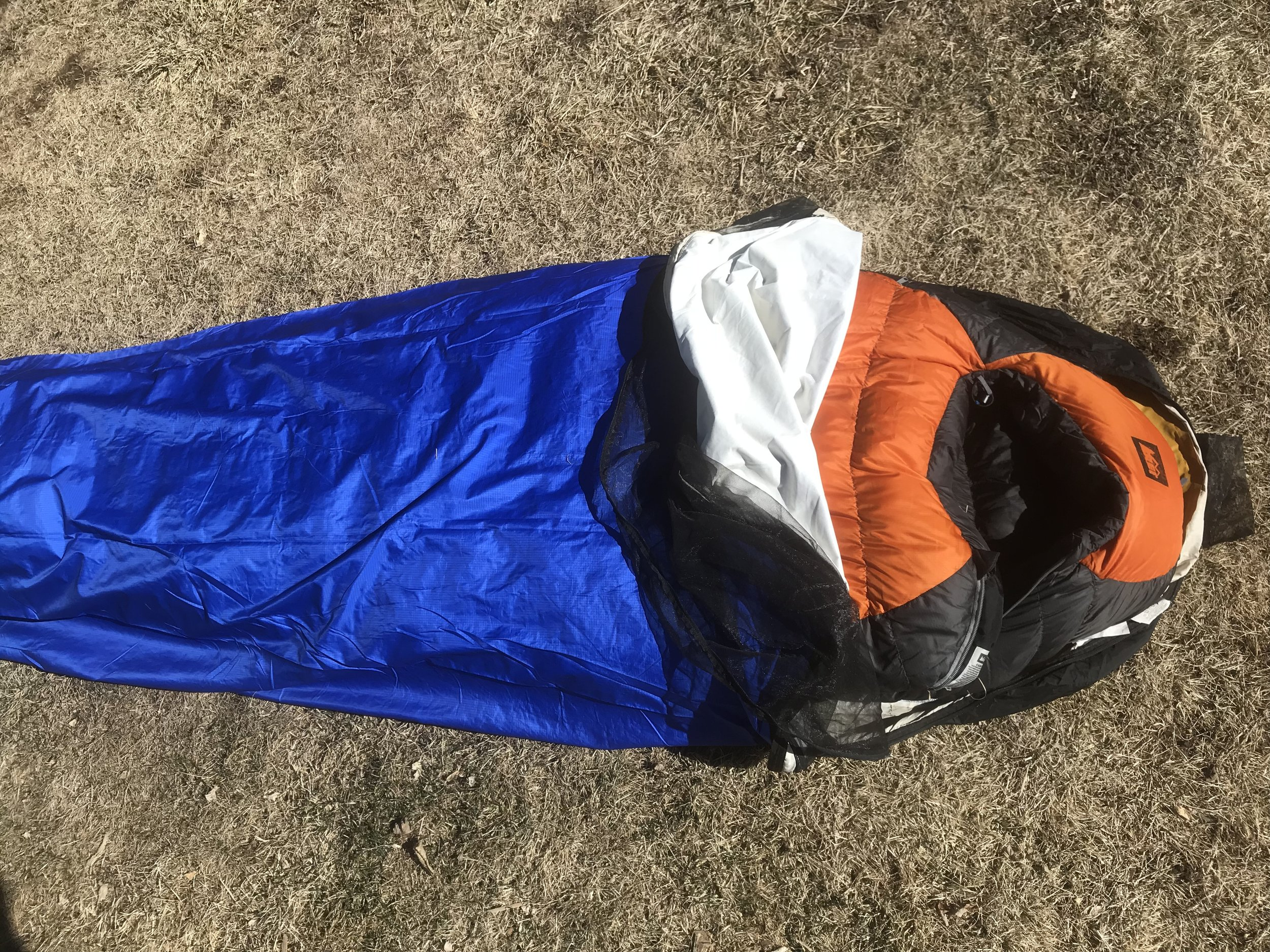 Sleeping accommodations for the PCT.