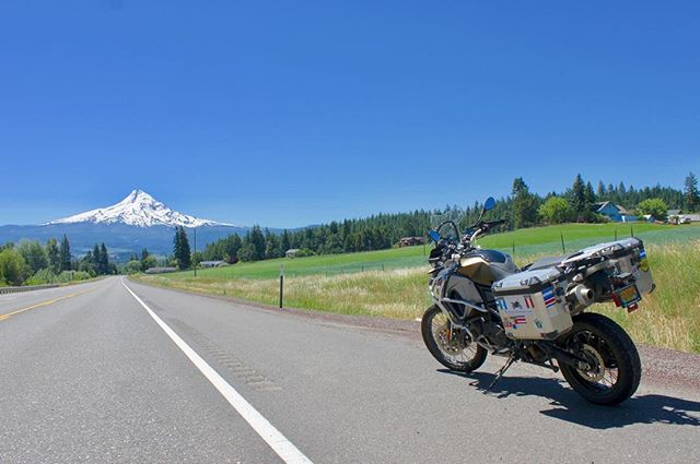 #advrider #f800gsa #riding4adventure #bmwmotorrad #oregon #mthood